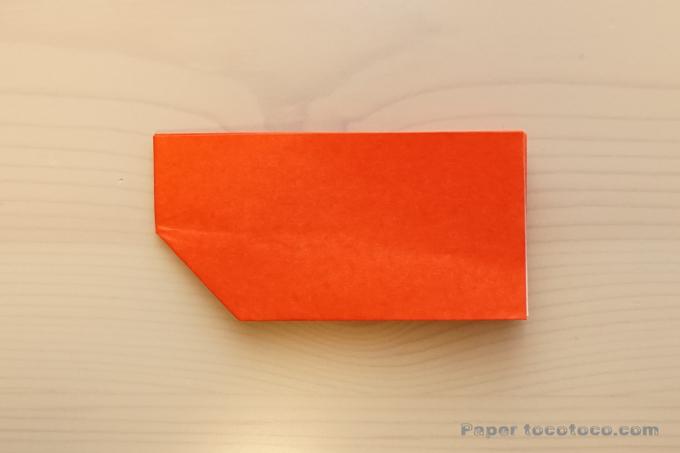 折り紙リボンの折り方4