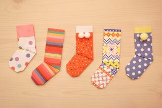 折り紙☆靴下の折り方☆クリスマスに!簡単かわいいソックス